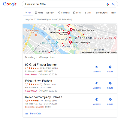 Google Desktop Suche